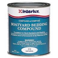 Interlux Boatyard Bedding Compound, Quart