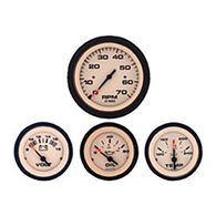 Sierra Sahara 2nd Engine Inboard Gauge Set, Sierra Part #69717P