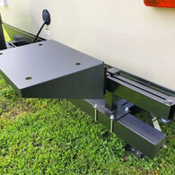 Griddle table for Blackstone
