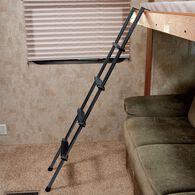 """Black Bunk Ladder - 66"""" L"""