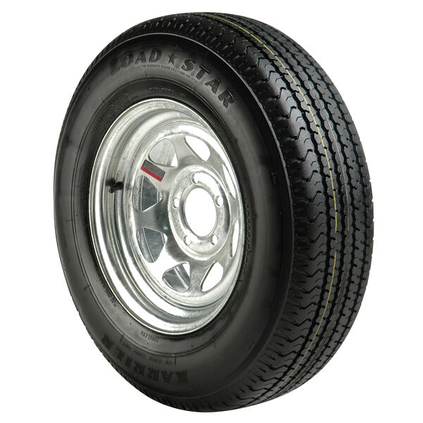 ST205/75R x 14C Radial Trailer Tire