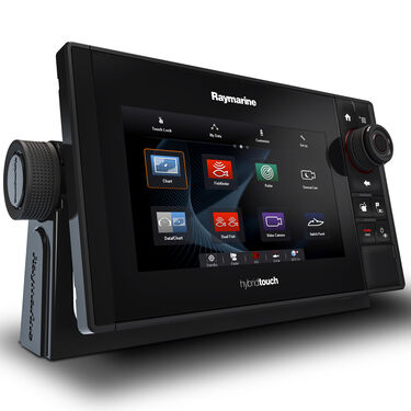 "Raymarine eS78 7"" MFD Combo With US C-MAP Charts And CHIRP/DownVision Sonar"