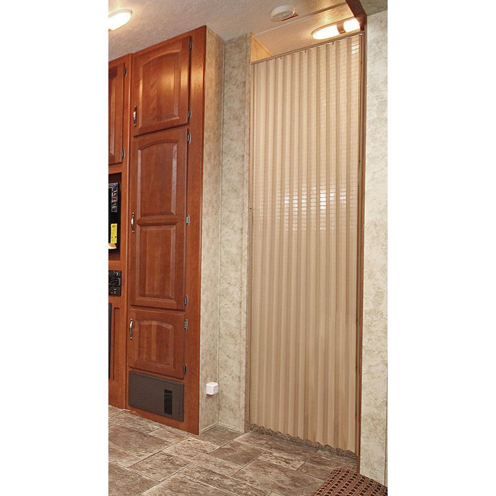 United Shade Pleated Folding Doors
