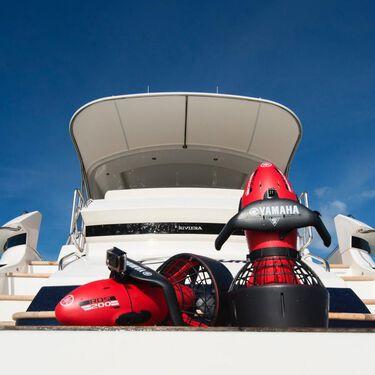 Yamaha RDS200 Seascooter