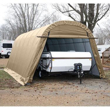 Auto Shelter Round Style