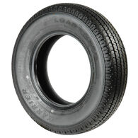 Kenda Loadstar Karrier Radial Trailer Tire Only, ST205/75R15