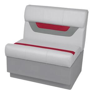 "Toonmate Designer Pontoon 27"" Wide Bench Seat - TOP ONLY"
