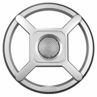 "6.5"" Marine Audio Sport Grille Speaker, White"