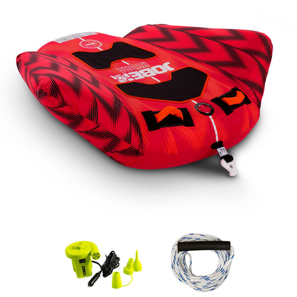 Jobe Hydra 1-Person Towable Tube Package