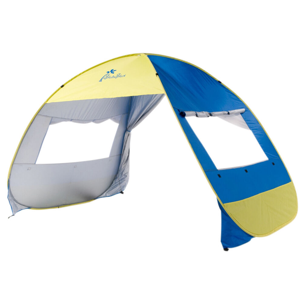new concept 730f4 f74be Shade Shack Pop-Up Sun Shelter