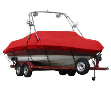 Sunbrella Boat Cover For Tige 21I Type R Ltd W/Phat Tower Covers Platform