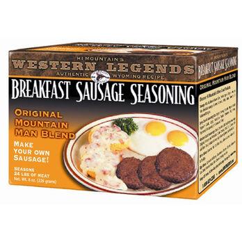 """Hi Mountain """"Mountain Man"""" Breakfast Sausage Kit"""