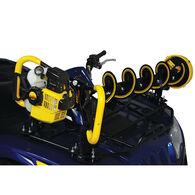 Clam ATV Universal Mount Ice Auger Bracket