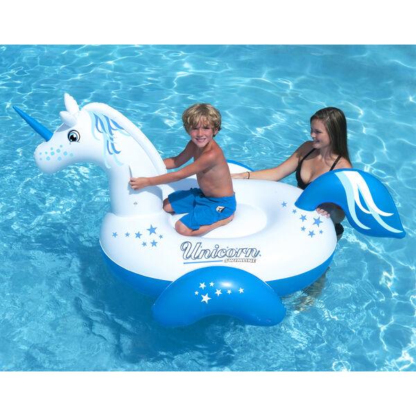 Swimline Giant Unicorn Ride-On Float