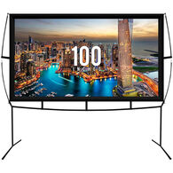 Projector Movie Screen - 100 inches