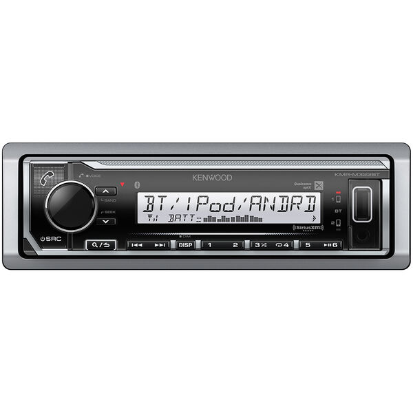 Kenwood KMR-M322BT Media Receiver With Bluetooth