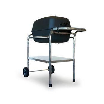 Portable Kitchen Grill and Smoker, Graphite