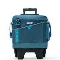 Coleman SPORTFLEX 42-Can Soft Cooler with Wheels, Ocean