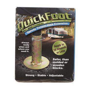Quick Foot Tongue Jack Extension