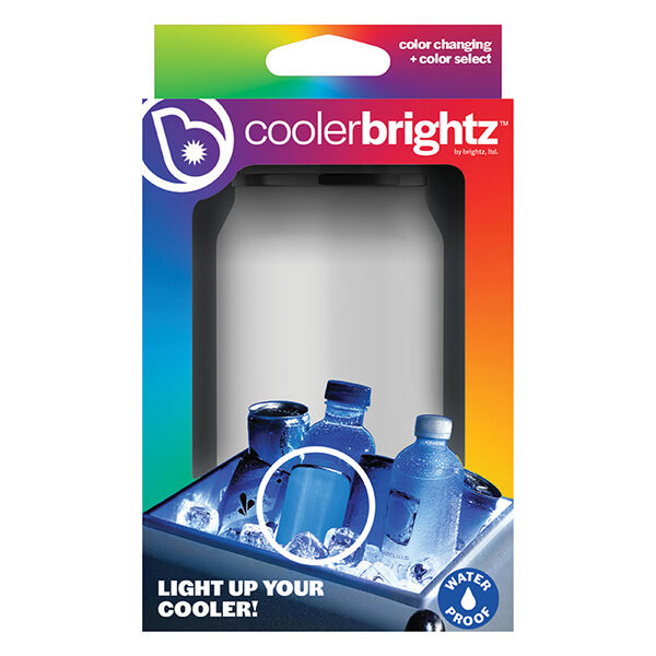 Cooler Brightz, Can-Shaped