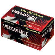 American Eagle Handgun Ammo 100-Round Value Pack, 9mm Luger, 115-gr., FMJ