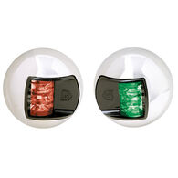 Attwood LED Vertical-Mount Sidelight With 2 NM Visibility, pair