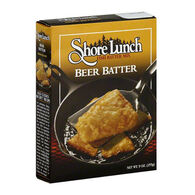 Shore Lunch Beer Batter Fish Batter Mix, 9-Oz.