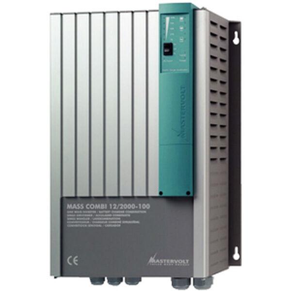 Mastervolt Mass Combi 120V Inverter / 100-Amp Charger
