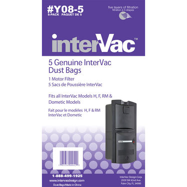Dometic InterVac Y08-5 Replacement Bag