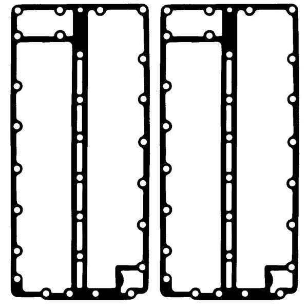 Sierra Exhaust Plate Gasket For OMC Engine, Sierra Part #18-2545-9