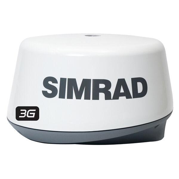 Simrad 3G Broadband Radar Dome For NSE, NSO, & NSS Series
