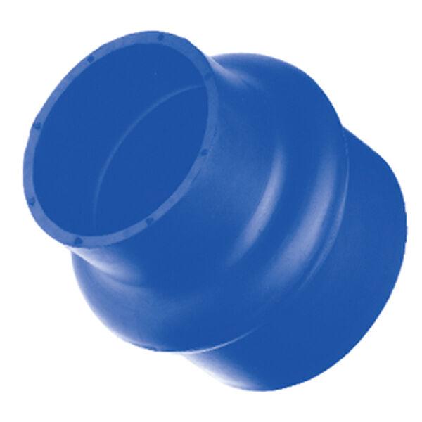 "Shields 6"" Molded Silicone Hump Hose"