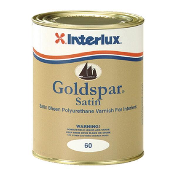 Goldspar Satin Interior Varnish, Pint