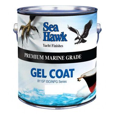 Sea Hawk Gel Coat With Wax Additive, Quart