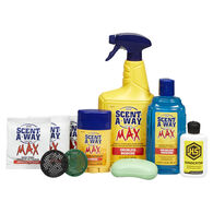 Scent-A-Way MAX 10-Piece Scent Control Kit, Odorless