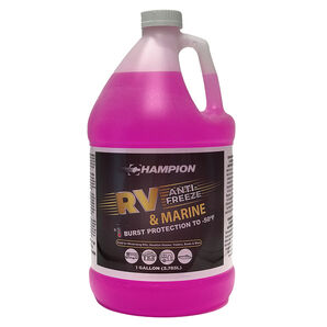 Champion RV & Marine Antifreeze, Gallon