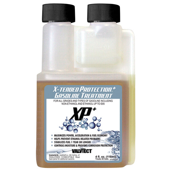 ValvTect XP+ Gasoline Treatment, 4 oz.