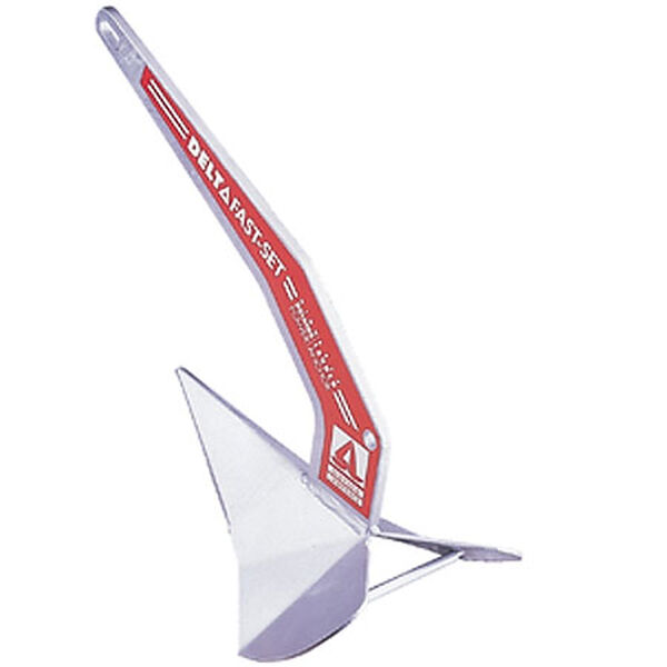 Delta Fast-Set Anchor, 22 lbs.