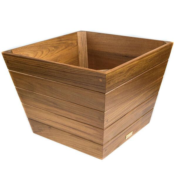 Whitecap Teak Medium Planter Box
