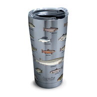 Tervis Here Fishy 20-oz. Stainless Steel Tumbler