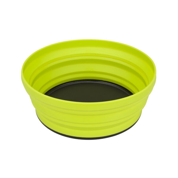 Sea To Summit Convertible X-Bowl, Lime Green