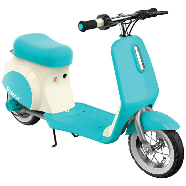 Pocket Mod Petite Electric Scooter -Retro Blue