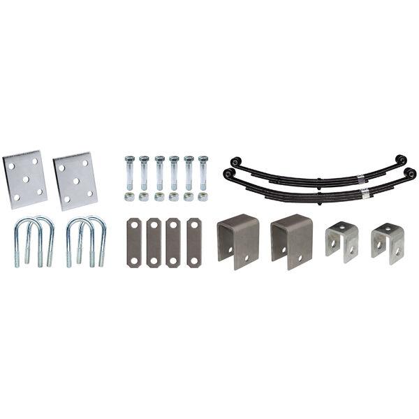 "Tie-Down 2-3/8"" Tandem Axle Installation Kit"