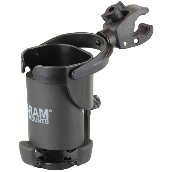 RAM Mount Level Cup; XL w/Small Tough-Claw;