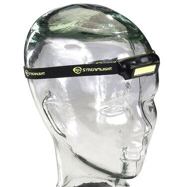Streamlight Bandit Rechargeable LED Headlamp, Black w/White LED