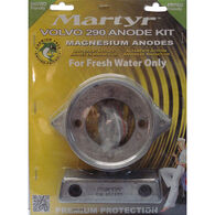 Martyr Volvo Penta Anode Kit for 290 HP Engines - Magnesium