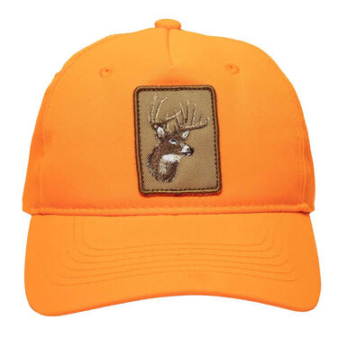 Outdoor Cap Men's Deer Opener Blaze Hunting Cap