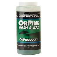 OrPine Wash And Wax, Quart