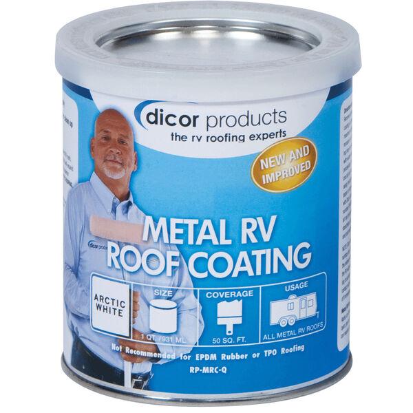 Dicor Elastomeric RV Roof Coating