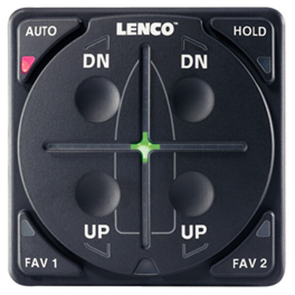 Lenco Auto Glide Keypad Control